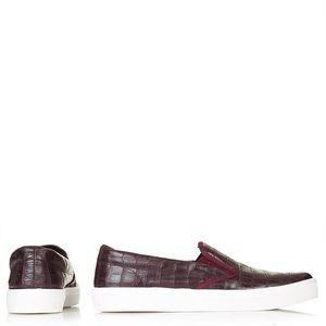 dce47ed058 Topshop Shoes - Topshop Tipi Croc Skaters Size 8